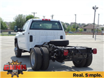 2018 Sierra 3500 Regular Cab DRW, Cab Chassis #G80475 - photo 2