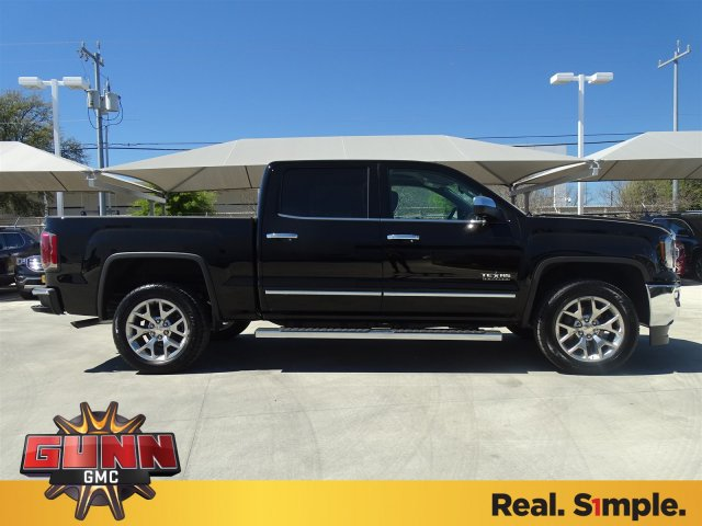 2018 Sierra 1500 Crew Cab, Pickup #G80546 - photo 4