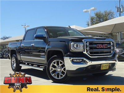2018 Sierra 1500 Crew Cab, Pickup #G80546 - photo 3