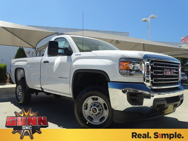 2018 Sierra 2500 Regular Cab 4x4,  Pickup #G80666 - photo 3