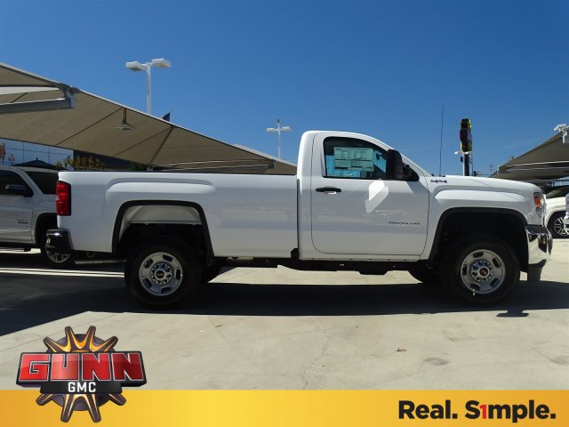 2018 Sierra 2500 Regular Cab 4x4,  Pickup #G80666 - photo 4