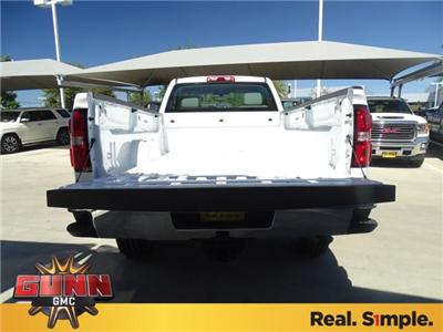 2018 Sierra 2500 Regular Cab 4x4,  Pickup #G80666 - photo 20