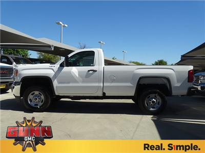 2018 Sierra 2500 Regular Cab 4x4,  Pickup #G80666 - photo 7