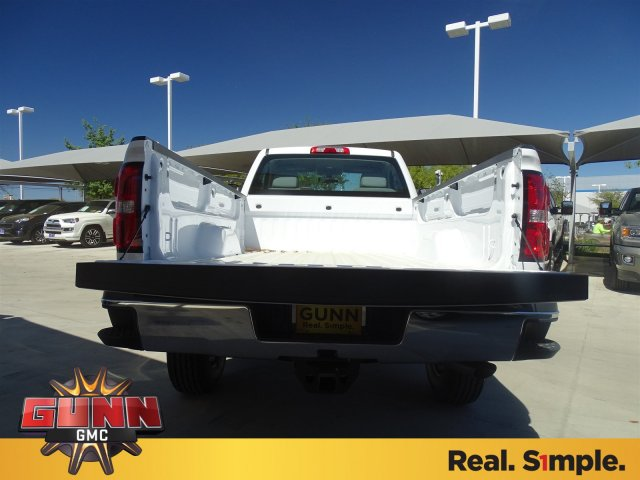 2018 Sierra 2500 Regular Cab 4x2,  Pickup #G80667 - photo 19