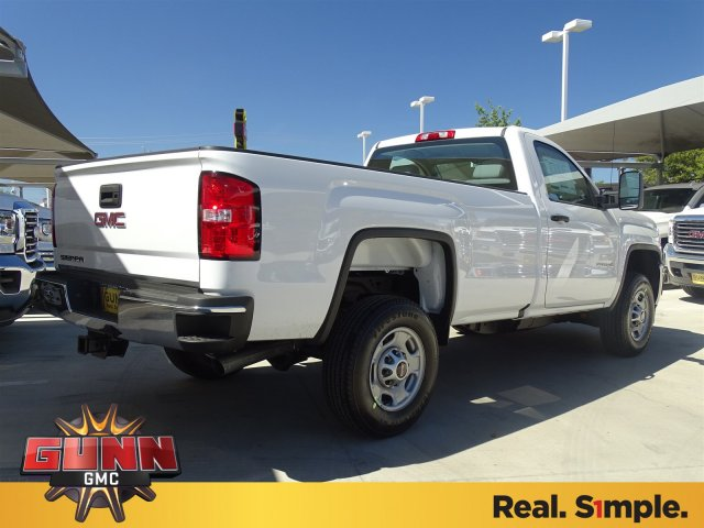 2018 Sierra 2500 Regular Cab 4x2,  Pickup #G80667 - photo 5