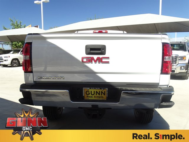 2018 Sierra 2500 Regular Cab 4x2,  Pickup #G80667 - photo 6