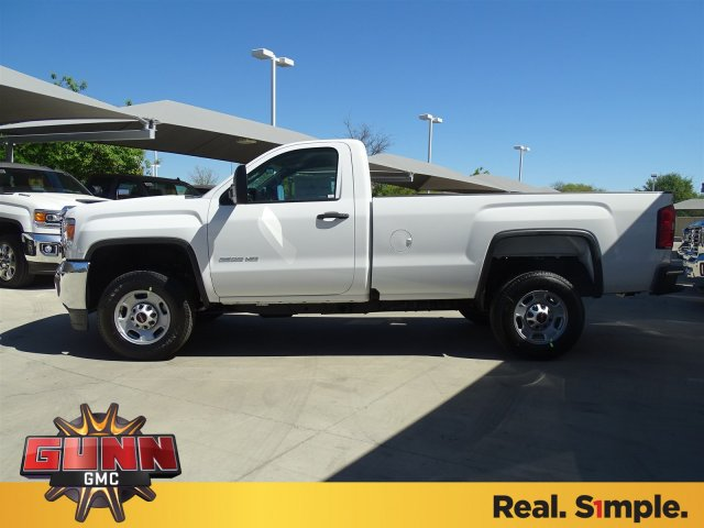 2018 Sierra 2500 Regular Cab 4x2,  Pickup #G80667 - photo 7