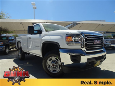 2018 Sierra 2500 Regular Cab 4x2,  Pickup #G80667 - photo 3