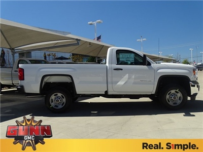 2018 Sierra 2500 Regular Cab 4x2,  Pickup #G80667 - photo 4