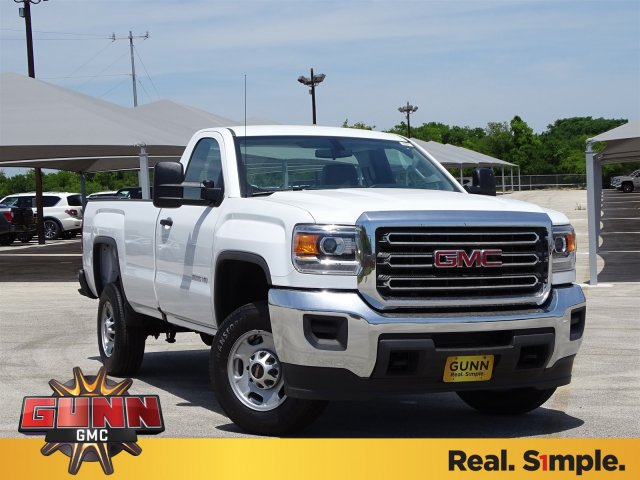 2018 Sierra 2500 Regular Cab, Pickup #G80668 - photo 3