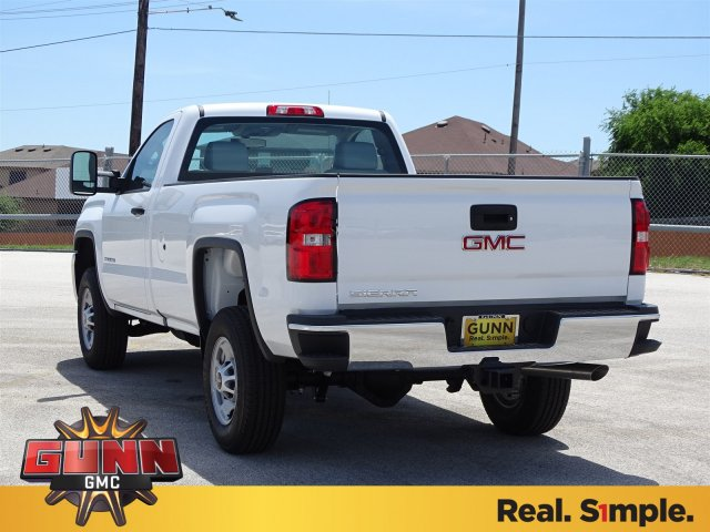 2018 Sierra 2500 Regular Cab, Pickup #G80668 - photo 2