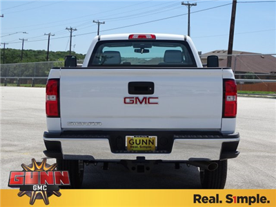 2018 Sierra 2500 Regular Cab, Pickup #G80668 - photo 6