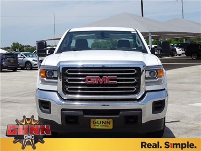 2018 Sierra 2500 Regular Cab, Pickup #G80668 - photo 8