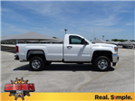 2018 Sierra 2500 Regular Cab, Pickup #G80668 - photo 4