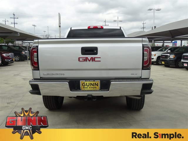 2018 Sierra 1500 Crew Cab, Pickup #G80673 - photo 6