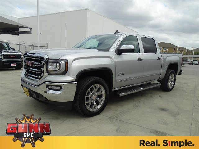 2018 Sierra 1500 Crew Cab, Pickup #G80673 - photo 1