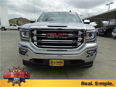 2018 Sierra 1500 Crew Cab, Pickup #G80673 - photo 8