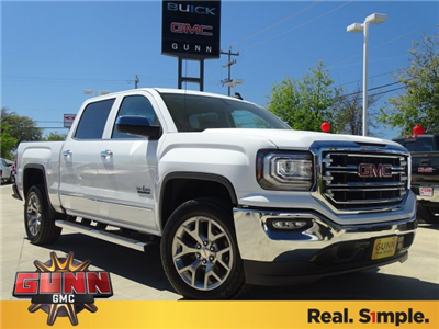 2018 Sierra 1500 Crew Cab, Pickup #G80674 - photo 3