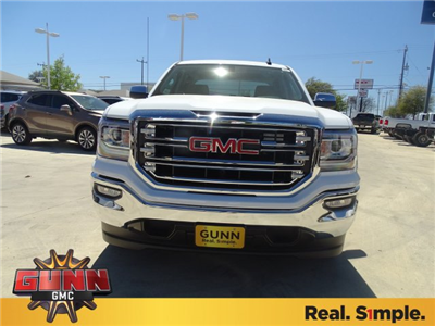 2018 Sierra 1500 Crew Cab, Pickup #G80674 - photo 8