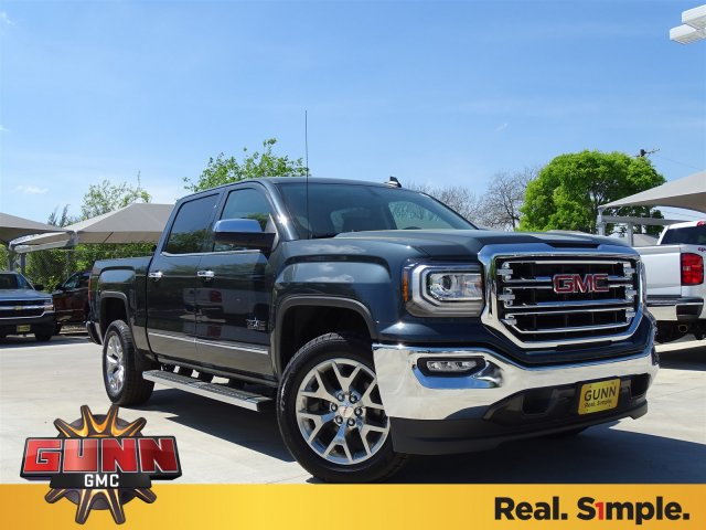 2018 Sierra 1500 Crew Cab,  Pickup #G80698 - photo 1