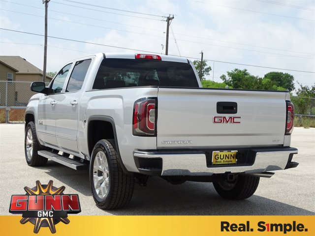 2018 Sierra 1500 Crew Cab, Pickup #G80721 - photo 2