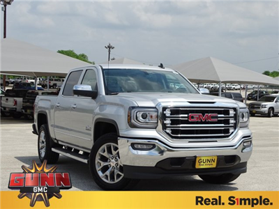 2018 Sierra 1500 Crew Cab, Pickup #G80721 - photo 3