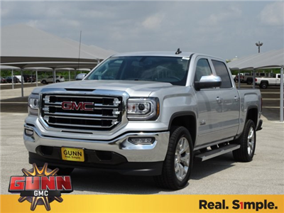 2018 Sierra 1500 Crew Cab, Pickup #G80721 - photo 1