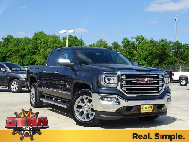 2018 Sierra 1500 Crew Cab,  Pickup #G80730 - photo 3