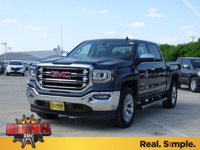 2018 Sierra 1500 Crew Cab,  Pickup #G80730 - photo 1