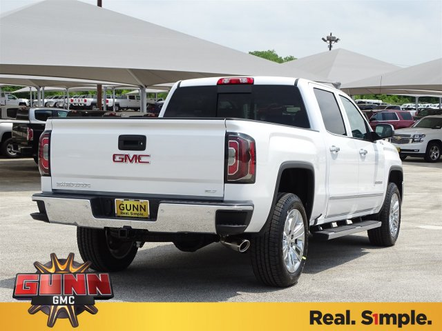 2018 Sierra 1500 Crew Cab 4x4, Pickup #G80731 - photo 5