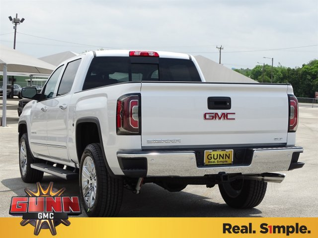 2018 Sierra 1500 Crew Cab 4x4, Pickup #G80731 - photo 2