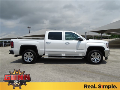 2018 Sierra 1500 Crew Cab 4x4, Pickup #G80731 - photo 4