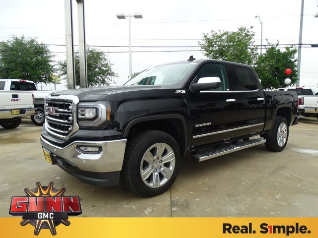 2018 Sierra 1500 Crew Cab 4x4,  Pickup #G80732 - photo 1