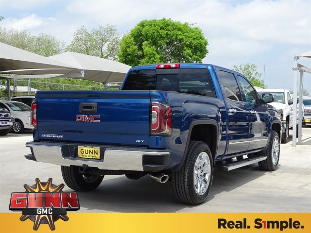 2018 Sierra 1500 Crew Cab 4x4,  Pickup #G80748 - photo 5