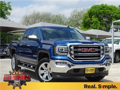 2018 Sierra 1500 Crew Cab 4x4,  Pickup #G80748 - photo 3