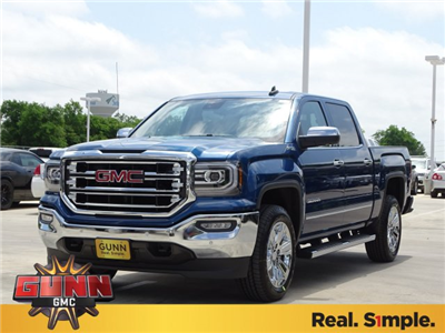 2018 Sierra 1500 Crew Cab 4x4,  Pickup #G80748 - photo 1