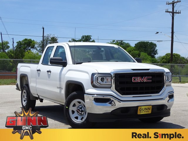 2018 Sierra 1500 Extended Cab 4x2,  Pickup #G80786 - photo 3