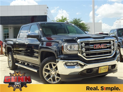 2018 Sierra 1500 Crew Cab 4x4,  Pickup #G80791 - photo 3