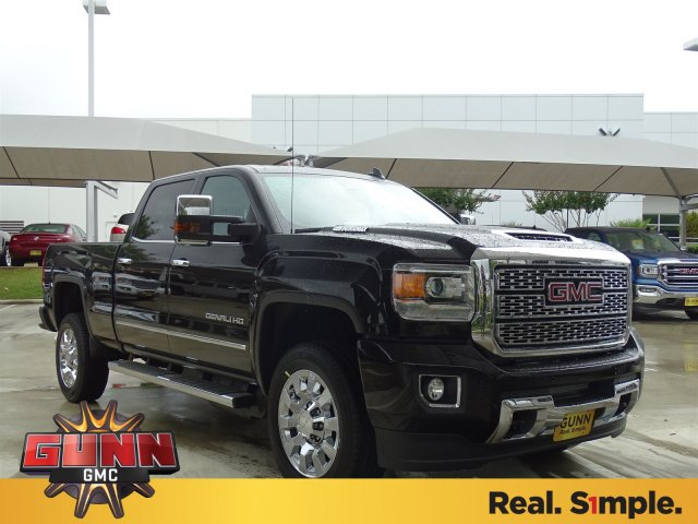 2018 Sierra 2500 Crew Cab 4x4,  Pickup #G80867 - photo 3