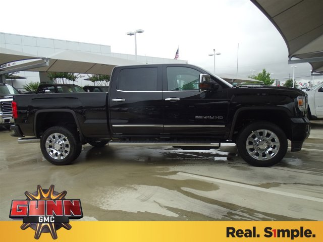 2018 Sierra 2500 Crew Cab 4x4,  Pickup #G80867 - photo 4