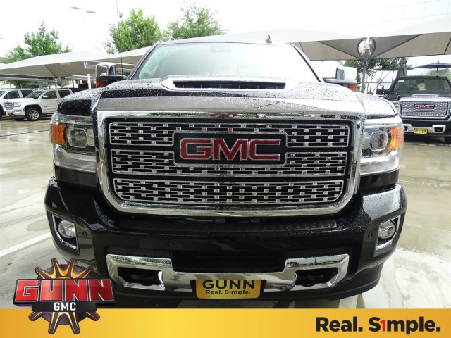 2018 Sierra 2500 Crew Cab 4x4,  Pickup #G80867 - photo 8