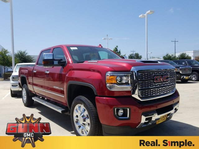 2018 Sierra 2500 Crew Cab 4x4,  Pickup #G80868 - photo 3