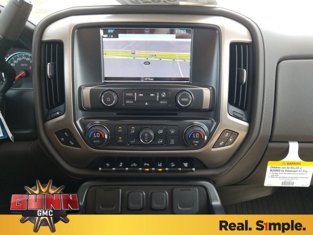 2018 Sierra 2500 Crew Cab 4x4,  Pickup #G80868 - photo 15