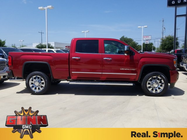 2018 Sierra 2500 Crew Cab 4x4,  Pickup #G80868 - photo 4