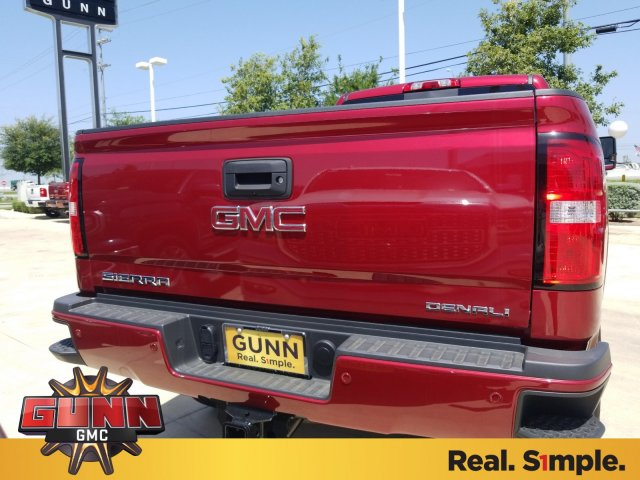 2018 Sierra 2500 Crew Cab 4x4,  Pickup #G80868 - photo 6