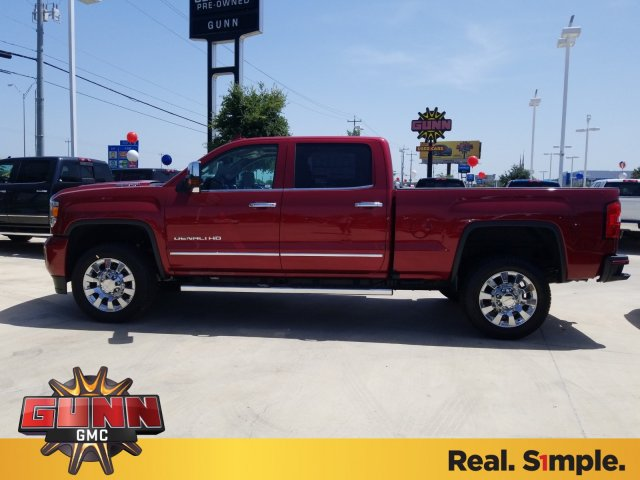 2018 Sierra 2500 Crew Cab 4x4,  Pickup #G80868 - photo 7