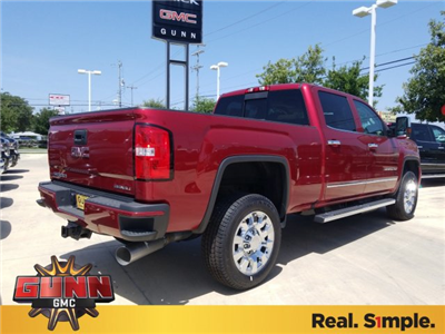 2018 Sierra 2500 Crew Cab 4x4,  Pickup #G80868 - photo 5