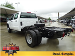 2018 Sierra 3500 Crew Cab DRW,  Cab Chassis #G80885 - photo 1