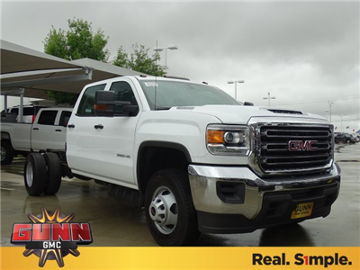 2018 Sierra 3500 Crew Cab DRW,  Cab Chassis #G80886 - photo 3