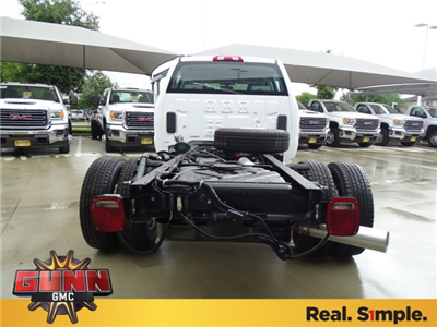 2018 Sierra 3500 Crew Cab DRW,  Cab Chassis #G80886 - photo 6